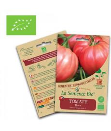 Graines bio de tomate rosa