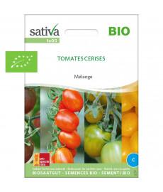 Mélange de graines bio de tomates cerises