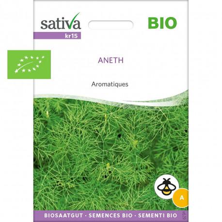 Graines aneth bio