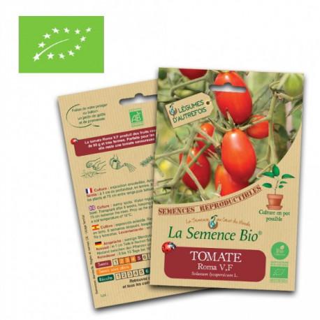 Tomate Roma VF graines à semer